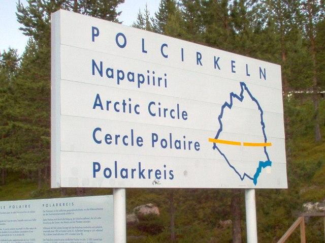 hvad er polarcirkel